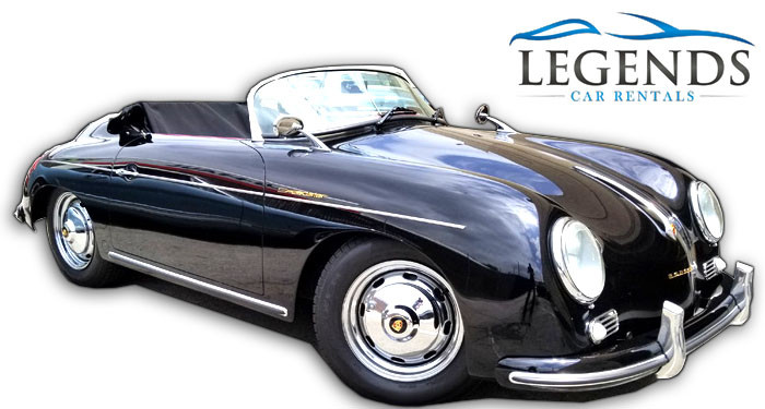 Porsche Speedster 356 Tribute