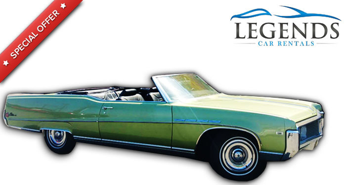 1969 Buick Electra Convertible