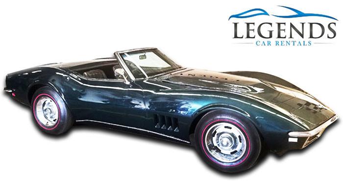 1968 Corvette Stingray Convertible