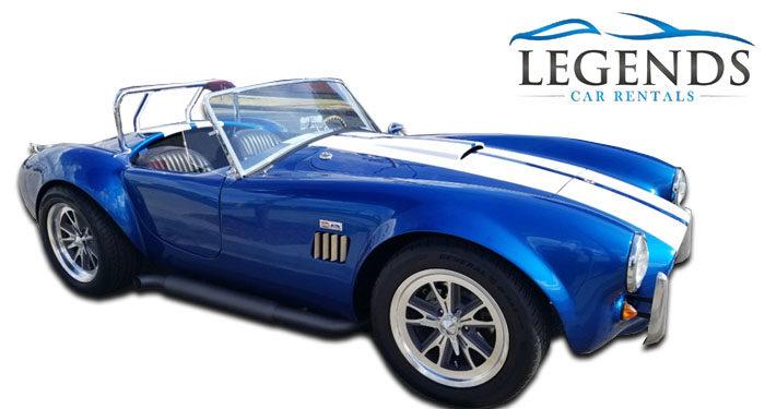 Shelby Cobra Tribute / Replica 1965