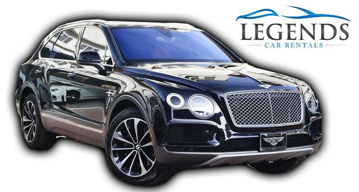 Bentley Bentayga Rent